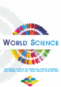 World Science: Proceedings of articles the international scientific conference. Czech Republic, Karlovy Vary - Russia, Moscow, 29-30 June 2016